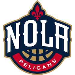 New Orleans Pelicans Secondary Logo 2014 - Present