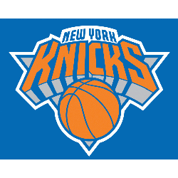 New York Knickerbockers Alternate Logo 2012 - Present