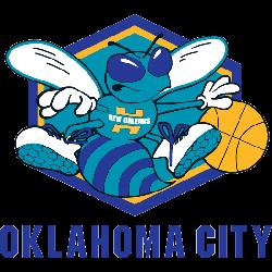 New Orleans/Oklahoma City Hornets Alternate Logo 2006 - 2007