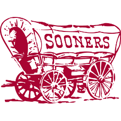 Oklahoma Sooners Alternate Logo 1967 - Present