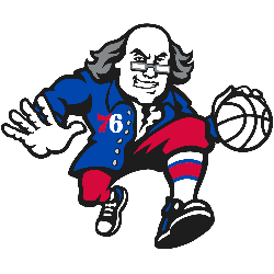 Philadelphia 76ers Alternate Logo 2015 - Present
