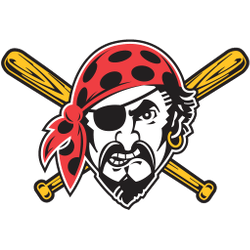Pittsburgh Pirates Alternate Logo 1997 - 2010