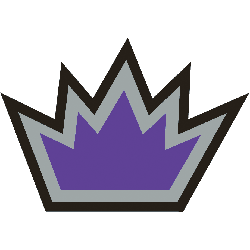 Sacramento Kings Alternate Logo 2006 - 2015