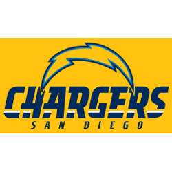 San Diego Chargers Alternate Logo 2007 - 2016
