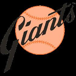 San Francisco Giants Alternate Logo 1973 - 1979