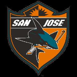 San Jose Sharks Alternate Logo 2009 - Present