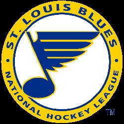 St. Louis Blues Alternate Logo 1968 - 1978