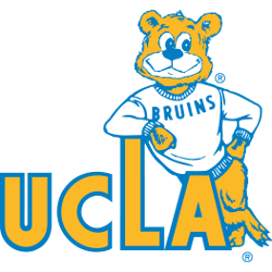 UCLA Bruins Secondary Logo 1964 - 1995