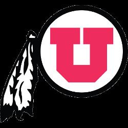 Utah Utes Primary Logo 1972 - 1987