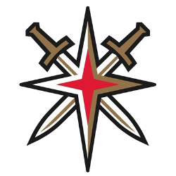 Vegas Golden Knights Alternate Logo 2017 - Present