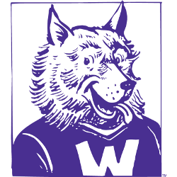 Washington Huskies Primary Logo 1959 - 1967