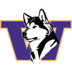 Washington Huskies Primary Logo 1995 - 2000