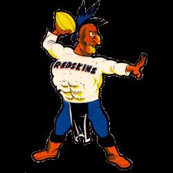 Washington Redskins Alternate Logo 1960 - 1965