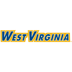 West Virginia Mountaineers Wordmark Logo 2002 - Present