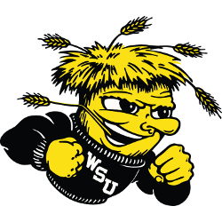 Wichita State Shockers Primary Logo 1992 - 2009