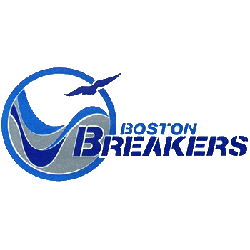 Boston Breakers Primary Logo 1983