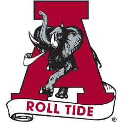 Alabama Crimson Tide Alternate Logo 1974 - 2000