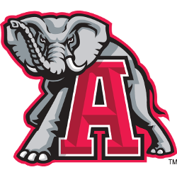 Alabama Crimson Tide Alternate Logo 2001 - Present