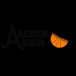 Anaheim Amigos Primary Logo 1967 - 1968