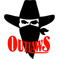 Arizona Outlaws Primary Logo 1985