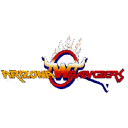 Arizona Wranglers Primary Logo
