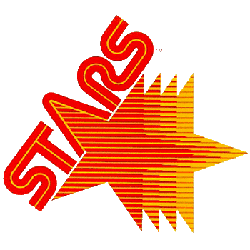 Baltimore Stars Primary Logo 1985