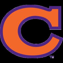 Clemson Tigers Alternate Logo 1965 - 1969