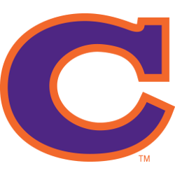 Clemson Tigers Alternate Logo 1965 - 1969