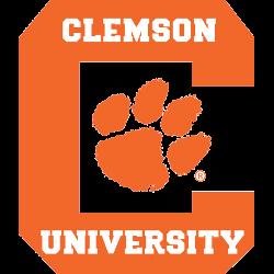 Clemson Tigers Alternate Logo 1976 - 1999