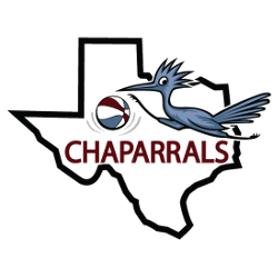 Dallas Chaparrals Primary Logo