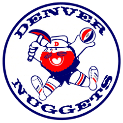 Image result for  Denver Nuggets, 1974-1976