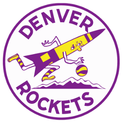 Denver Rockets Primary Logo