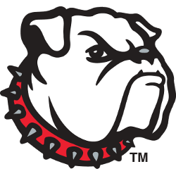 Georgia Bulldogs Alternate Logo 1996 - 2000