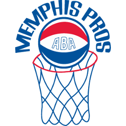 Memphis Pros Alternate Logo 1971