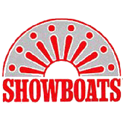 Memphis Showboats Primary Logo 1984 - 1985