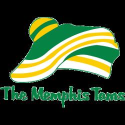 Memphis Tams Primary Logo