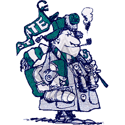 Michigan State Spartans Alternate Logo 1966 - 1972