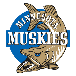 Minnesota Muskies Primary Logo