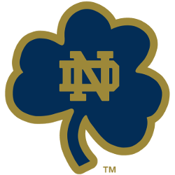 Notre Dame Fighting Irish Alternate Logo 1994 - Present