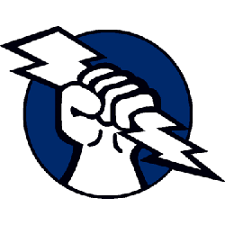 Oakland Invaders Primary Logo 1983 - 1985