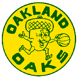 Oakland Oaks Primary Logo
