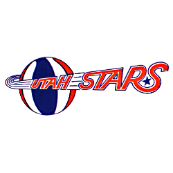 Utah Stars Primary Logo 1971 - 1976