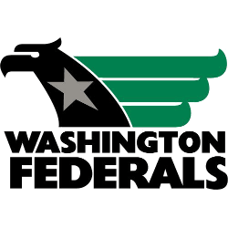 Washington Federals Primary Logo