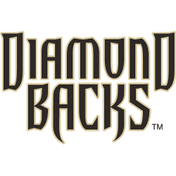 Arizona Diamondbacks Wordmark Logo 2008 - Present