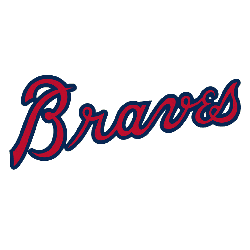 Atlanta Braves Wordmark Logo 2012 - Present