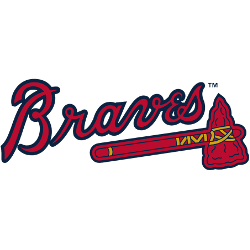 Atlanta Braves Primary Logo 2018 - Present
