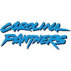 Carolina Panthers Wordmark Logo 1996 - 2011