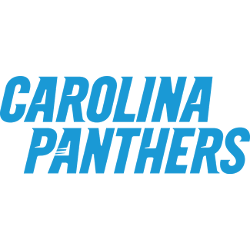 Carolina Panthers Wordmark Logo 2012 - Present