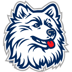 Connecticut Huskies Primary Logo 1996 - 2012