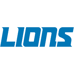 Detroit Lions Wordmark Logo